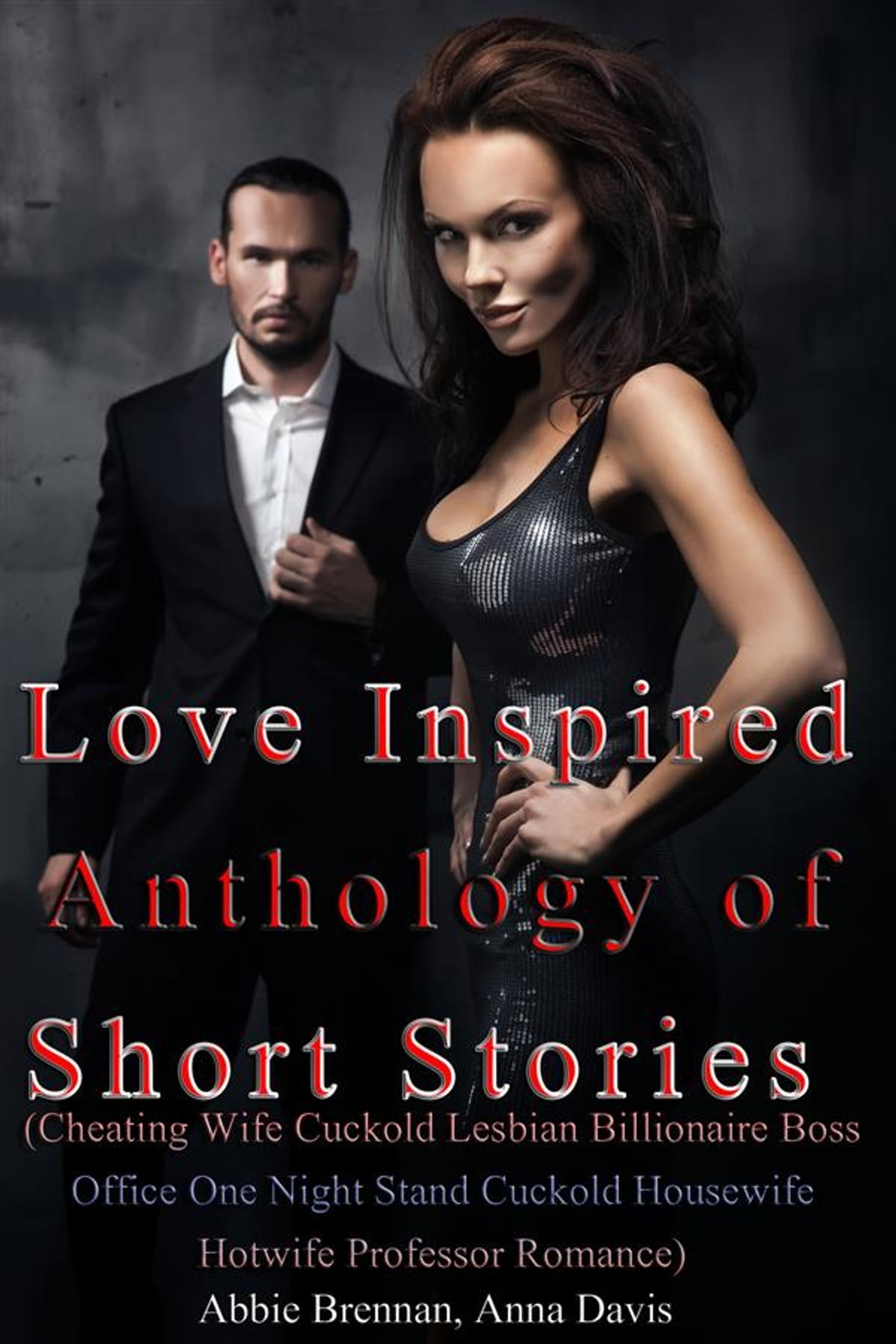love inspired anthology of short stories (cheating wife cuckold