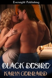 Black Desire ebook by Karyn Gerrard