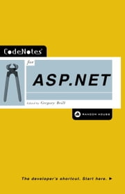 CodeNotes for ASP.NET ebook by Gregory Brill