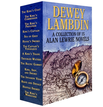 A Collection of 15 Alan Lewrie Novels ebook by Dewey Lambdin