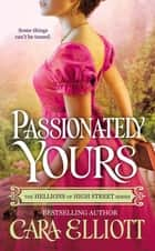 Passionately Yours ebook by
