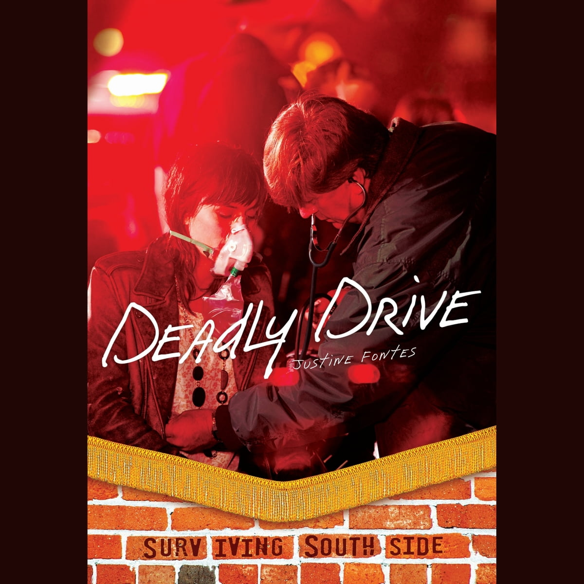 Deadly Drive Audiobook by Just...