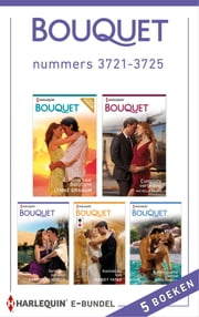 Bouquet e-bundel nummers 3721-3725 (5-in-1) ebook by Natalie Anderson,Lynne Graham,Michelle Smart,Sharon Kendrick,Maisey Yates