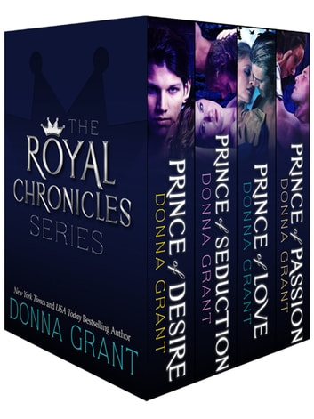 The Royal Chronicles Box Set 電子書 by Donna Grant
