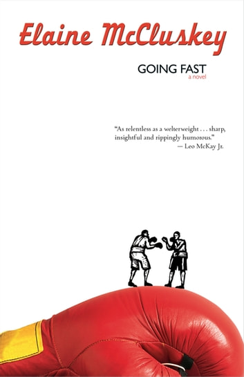 Going Fast ebook by Elaine McCluskey