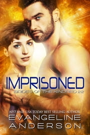 Imprisoned: Brides of the Kindred 22 ebook by Evangeline Anderson