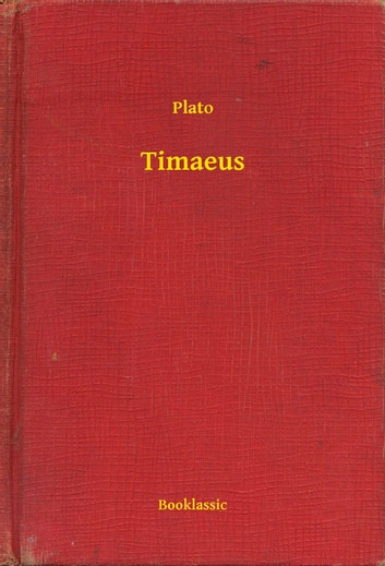 Timaeus ebook by Plato