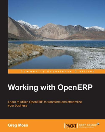 Ebook openerp