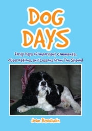 DOG DAYS ebook by John Baudhuin