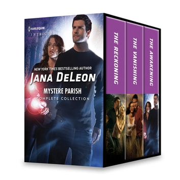 Mystere Parish Complete Collection ebook by Jana DeLeon