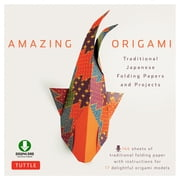 Amazing Origami - Traditional Japanese Folding Papers and Projects: Easy Origami for Beginners Kit: Downloadable Origami Papers Included ebook by Tuttle Publishing