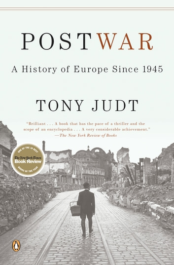 Postwar - A History of Europe Since 1945 電子書籍 by Tony Judt