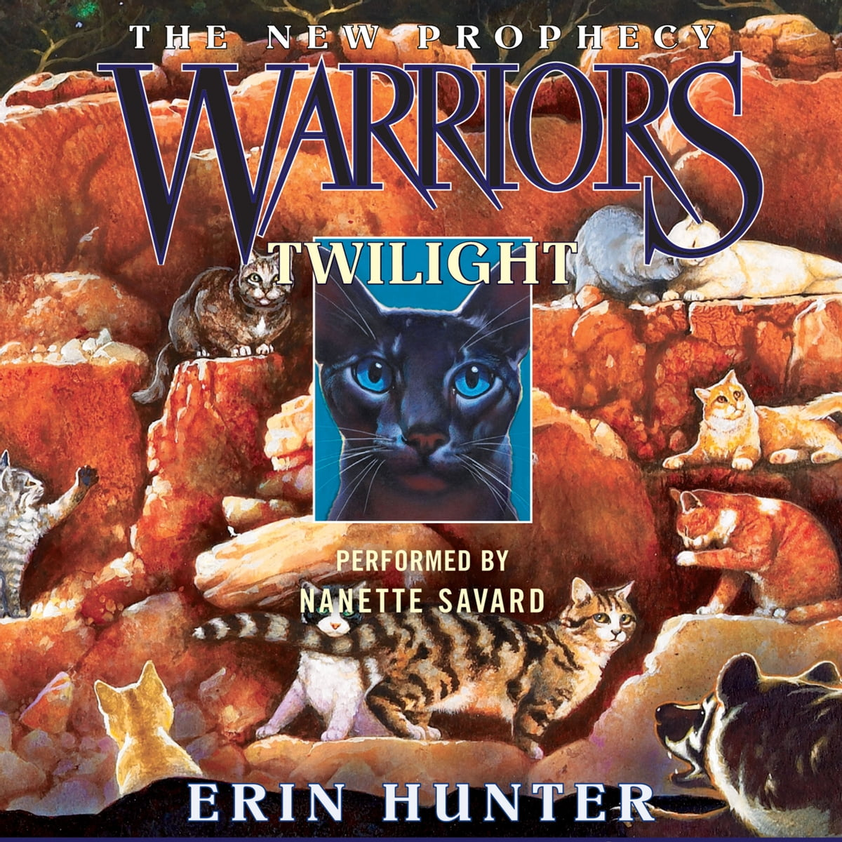 Warriors The New Prophecy Ebook: Warriors: The New Prophecy #5: Twilight Audiobook By Erin