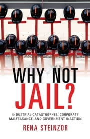Why Not Jail? - Industrial Catastrophes, Corporate Malfeasance, and Government Inaction ebook by Rena Steinzor