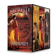 Michelle Sagara Chronicles of Elantra Vol 4 - Cast in Sorrow\Cast in Flame\Cast in Honor ebook by Michelle Sagara