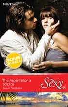 The Argentinian's Solace/Teasing Tucker ebook by Susan Stephens, JILL SHALVIS