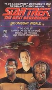 Doomsday World ebook by Peter David,Carter Carmen,Michael Jan Friedman,Robert Greenberger