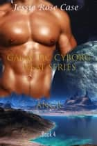 Angr - Galactic Cyborg Heat Series, #4 ebook by