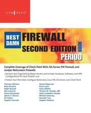 The Best Damn Firewall Book Period ebook by Shinder, Thomas W