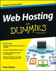 Web Hosting For Dummies ebook by Peter Pollock