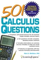 501 Calculus Questions ebook by Mark McKibben
