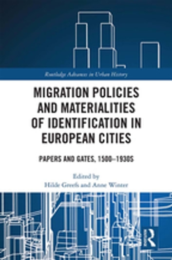 migration settlement and belonging in europe 1500 1930s winter anne king steven