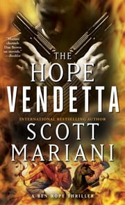 The Hope Vendetta - A Novel ebook by Scott Mariani