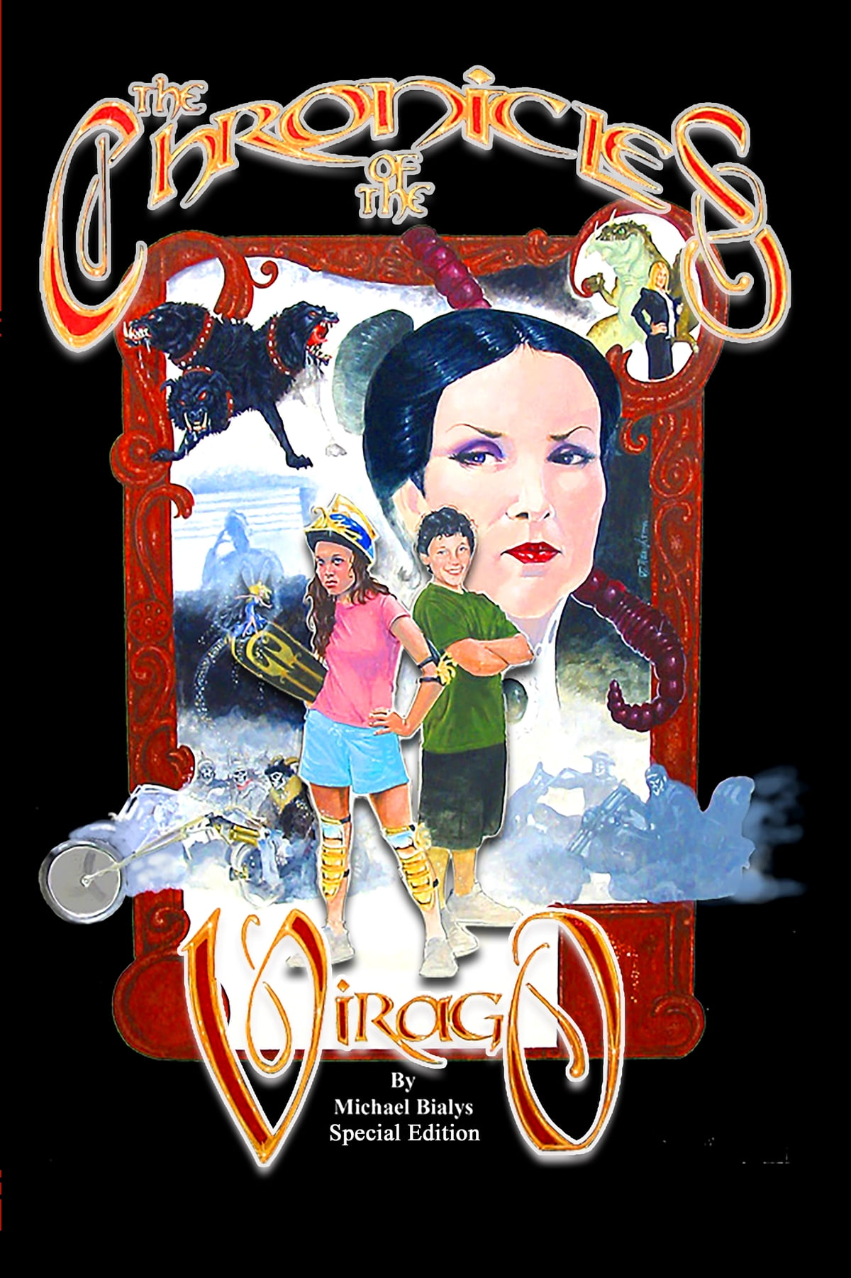 Download The Chronicles Of The Virago The Novus Book I By Michael Bialys