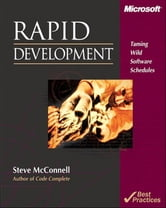 Rapid Development ebook by Steve McConnell