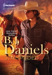 Stampeded ebook by B.J. Daniels