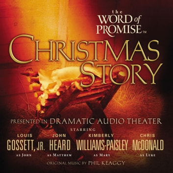 The Christmas Story Bible.The The Word Of Promise Audio Bible New King James Version Nkjv The Christmas Story