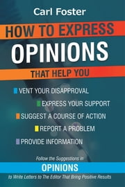 OPINIONS ebook by Carl Foster