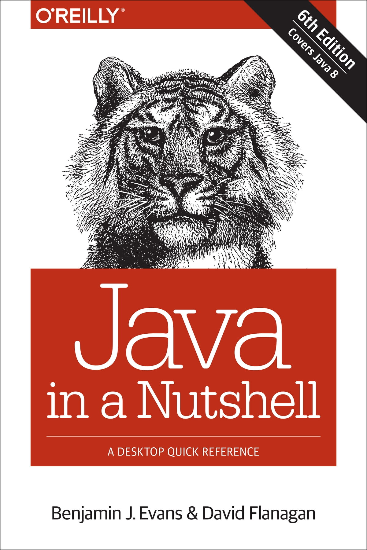 Java in a Nutshell eBook by Benjamin J Evans - 9781449371319 | Rakuten Kobo