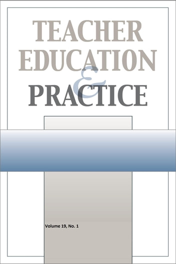 Tep Vol 19-N1 ebook by Teacher Education and Practice