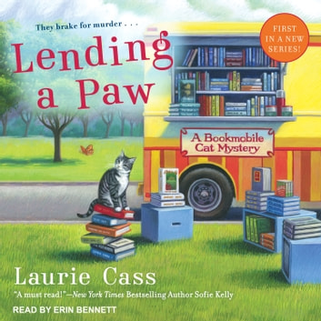 Lending a Paw audiobook by Laurie Cass