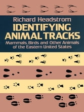 Identifying Animal Tracks - Mammals, Birds, and Other Animals of the Eastern United States ebook by Richard Headstrom