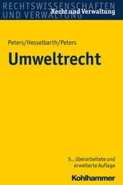 Umweltrecht ebook by Heinz-Joachim Peters,Thorsten Hesselbarth,Frederike Peters