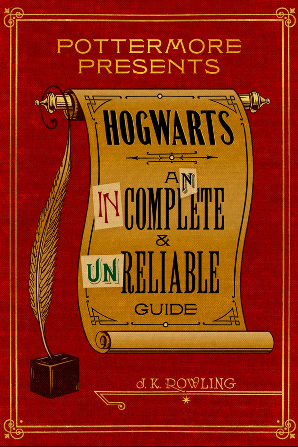 A series of unfortunate events 1 the bad beginning ebook by hogwarts an incomplete and unreliable guide ebook by jk rowling fandeluxe Epub