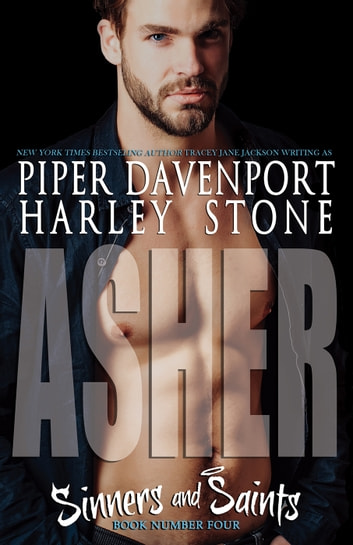 Asher ebook by Piper Davenport,Harley Stone