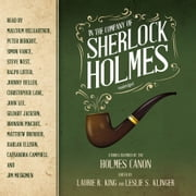 In the Company of Sherlock Holmes - Stories Inspired by the Holmes Canon audiobook by
