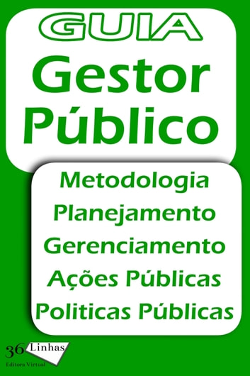 Gestor Público ebook by Ricardo Garay