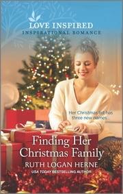 Finding Her Christmas Family ebook by Ruth Logan Herne