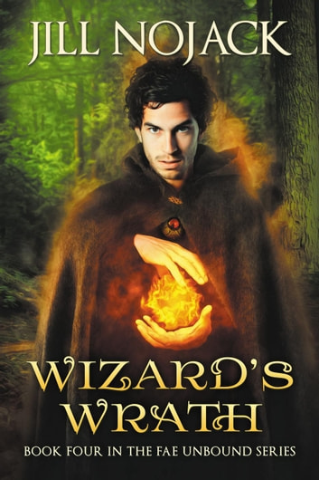 Wizard's Wrath - Fae Unbound Teen Young Adult Fantasy Series, #4 ebook by Jill Nojack