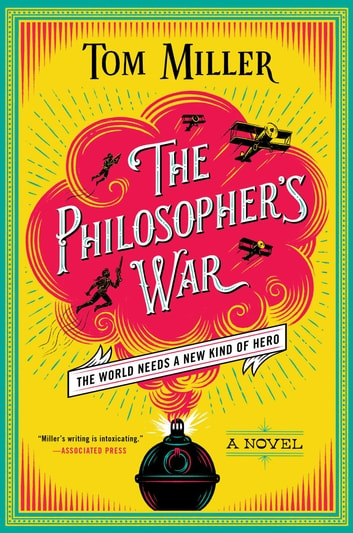 The Philosopher's War ebook by Tom Miller