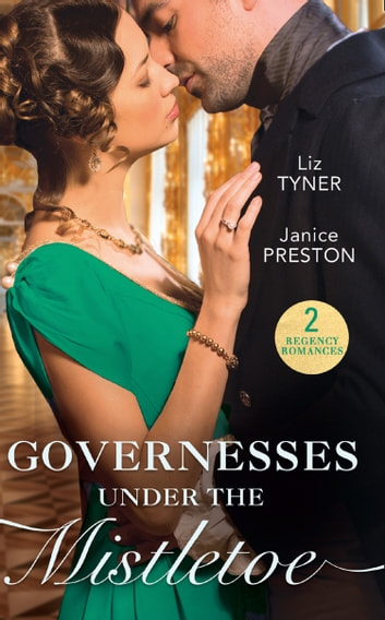 Governesses Under The Mistletoe The Runaway Governess The