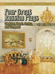 Four Great Russian Plays ebook by Anton Chekhov