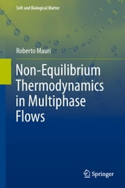 Non-Equilibrium Thermodynamics in Multiphase Flows ebook by Roberto Mauri