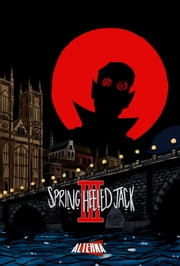 Spring-Heeled Jack #3 ebook by Tony Deans,Martha Laverick,Joshua Cozine