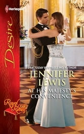 At His Majesty's Convenience ebook by Jennifer Lewis