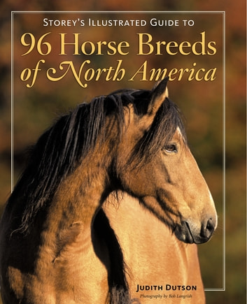Storey's Illustrated Guide to 96 Horse Breeds of North America ebook by Judith Dutson
